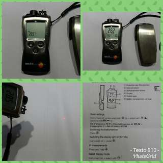 Testo 810 Air temperature sensor