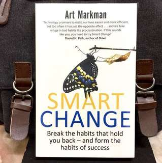 # Highly Recommended《Bran-New + The 5-Steps Strategy : To Kick-off Bad Habits & Form New Good Habits》Art Markman - SMART CHANGE : Break The Habits That Hold You Back And Form The Habits of Success