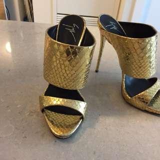 Giuseppe zanotti shoes 37.5