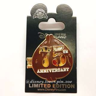 Disney pins chip and Dale