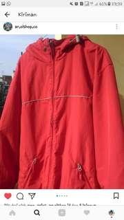 Jaket Outdoor high waterproof merk Point Square