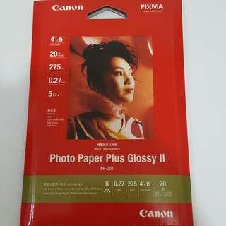 Canon PIXMA Photo Paper Plus Glossy II