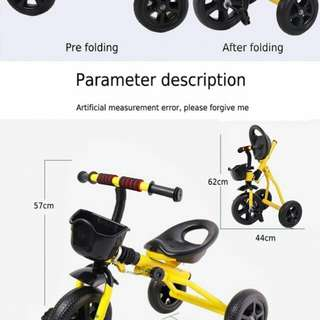 FREE POS SM😊😊Tricycle Kids Foldable