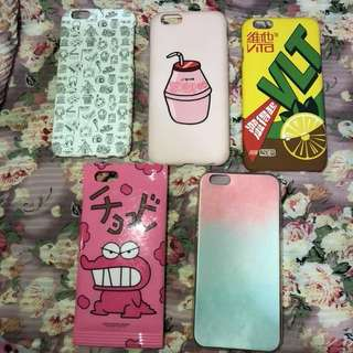 iPhone 6/6s cases $40 for all