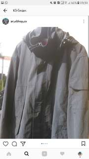 Jaket Outdoor high waterproof merk Landas