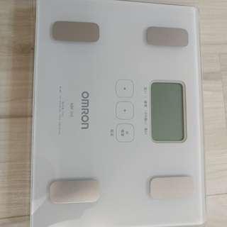 日本OMRON電子磅