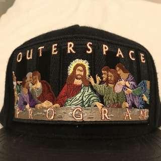 Outerspace 最後的晚餐 帽