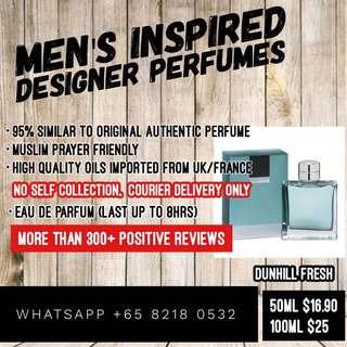 Perfume 60ml @ $18.90