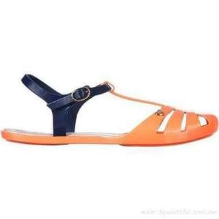 Authentic Mel by Melissa T-strap sandals