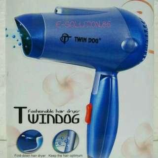 PENGERING RAMBUT / HAIR DRYER TWIN DOG TD - L99
