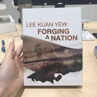 Lee Kuan Yew - Forging a Nation DVD