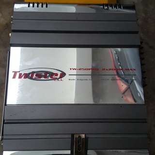 USA Twister TW250pro and TW470pro