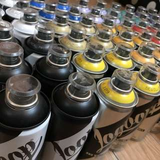 Loop high quality spray paint