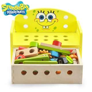 Spongebon Multipurpose Workbench