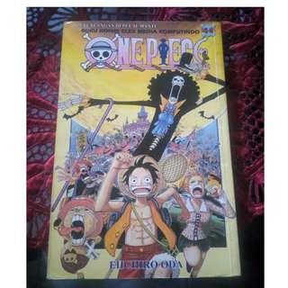 H02 Komik One Piece Vol. 46