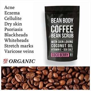 Cellulite? Dry Skin ? Eczema? Coffee Scrub Australia 🇦🇺