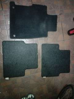honda fb oem floor matts (model 2012 - 2016)