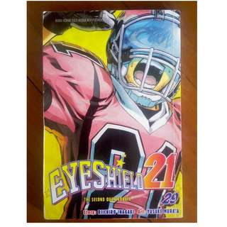 H02 Komik Eyeshield 21 Vol. 29
