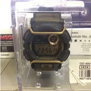 CASIO - GSHOCK - GD400DR