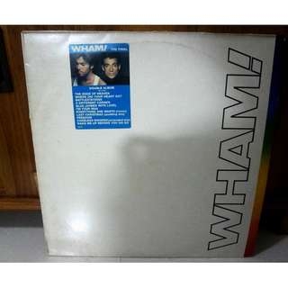 Wham The Final 2 LP Vinyl LP Record