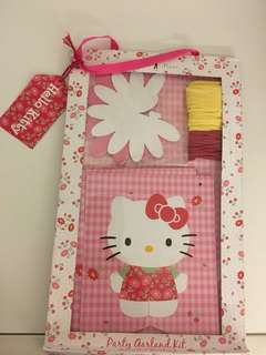 BN Hello Kitty Garland Kit
