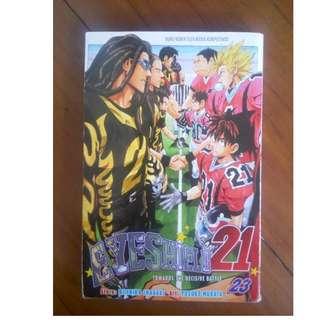 H02 Komik Eyeshield 21 Vol. 23