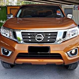 Nissan Navara NP300 2.5 (A) 2017