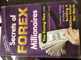 Secret of forex trading book