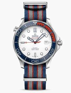 Omega Seamaster 'Commanders Watch' 007 Coaxial 41mm