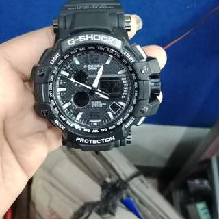 Gsock casio dualtime rubber