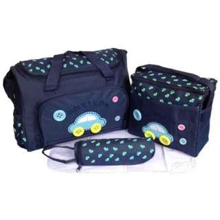 4in1 baby bag/SALE