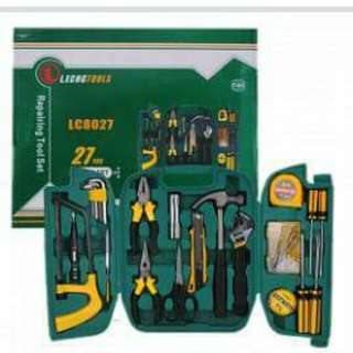 Lechg tools 27pcs
