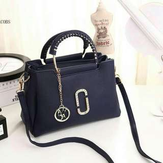 Marc Jacobs Sling Bag Blue Color