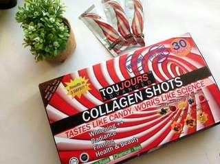 Toujours Advanced Collagen Shots - 30 Sachets