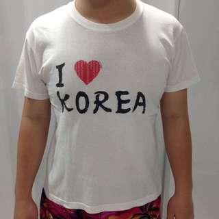 Kaos I ♥️ korea