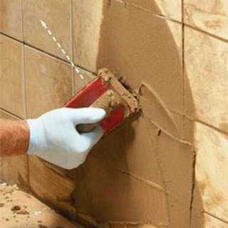 Grouting services