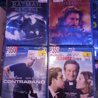 Original Blu-Ray