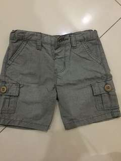 Crib couture shorts