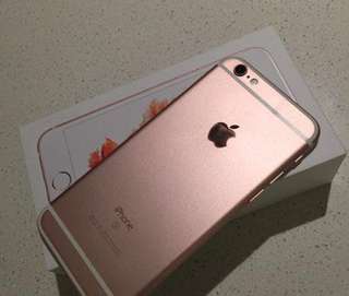 IPHONE 6S FACTORY UNLOCKED