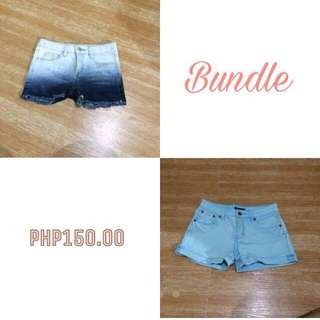 BUNDLE: 2 for 150