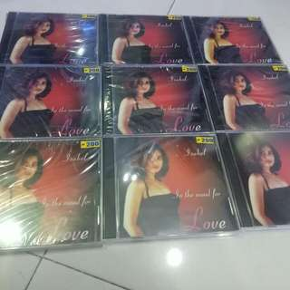Isabel Granada CD's