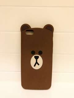 LINE FRIENDS正貨 iphone6 case