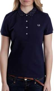 Authentic Fred Perry Top