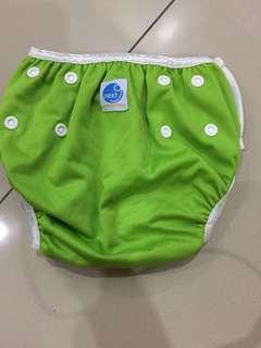 Adjustable washable Swimming nappies