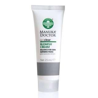 MANUKA DOCTOR apiclear propolis blemish cream
