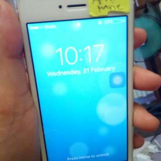 Iphone 5 16gb FU