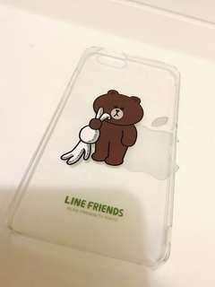 LINE FRIENDS正貨iphone6 case