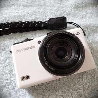 [PL] Olympus XZ-1 F1.8 digital camera white