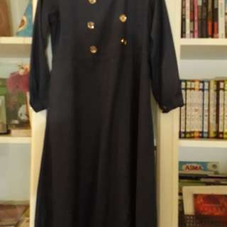 Jubah Dress kids