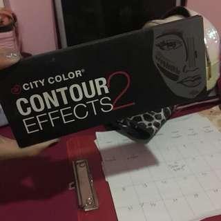 City color contour effect 2